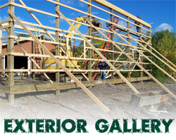 exterior construction gallery by Pep Baugher